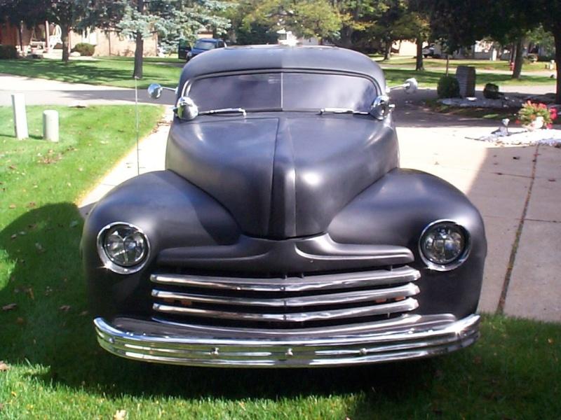 Ford & Mercury 1941 - 1948 customs & mild custom - Page 5 Ezte10