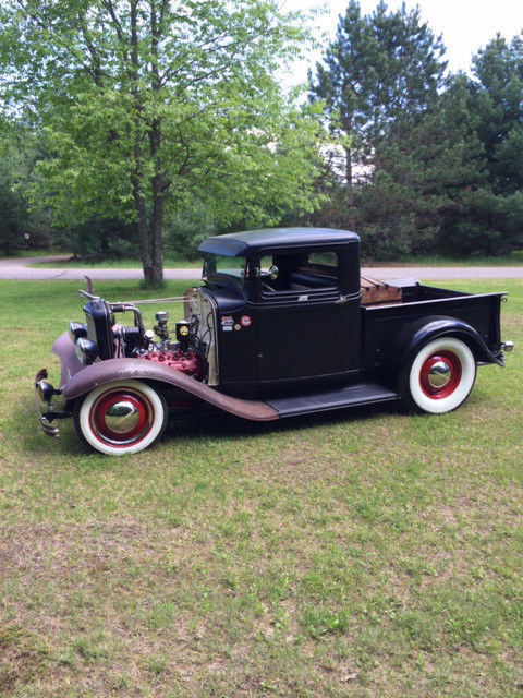 1932 Ford hot rod - Page 8 Fdr10