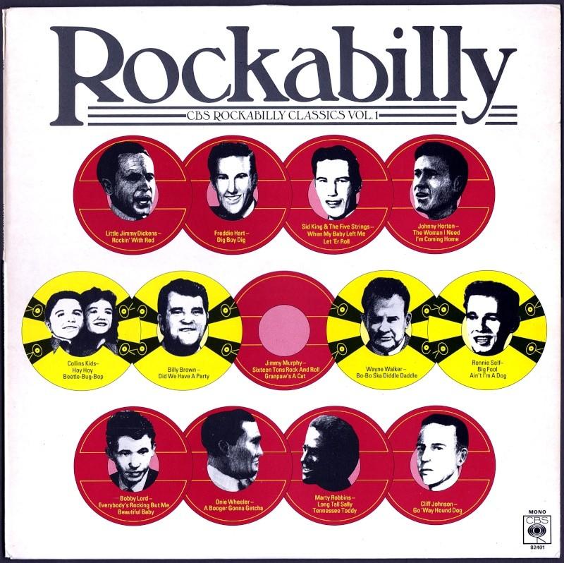 CBS Rockabilly - various artists Folder10