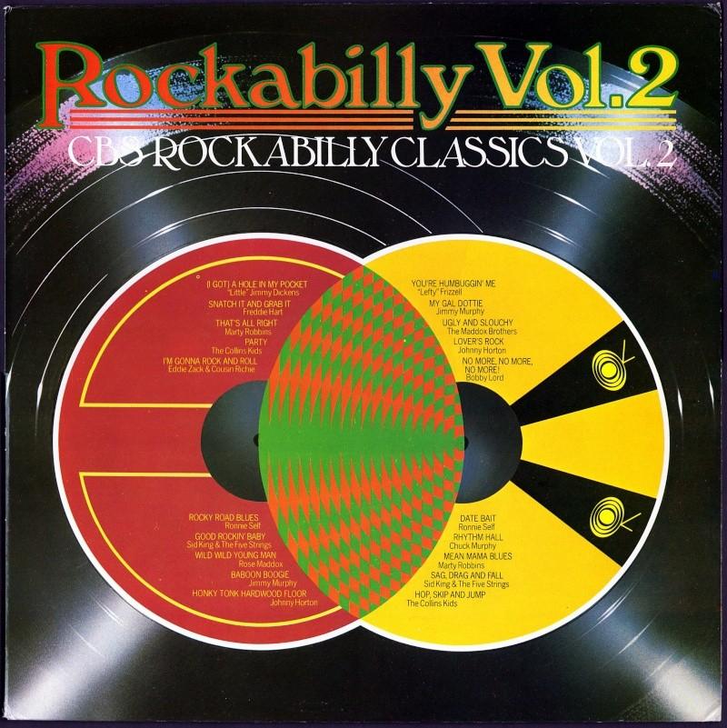 CBS Rockabilly - various artists Folder12
