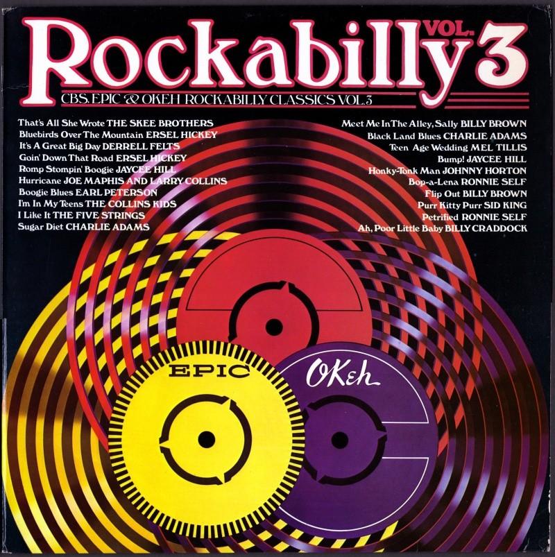 CBS Rockabilly - various artists Folder13