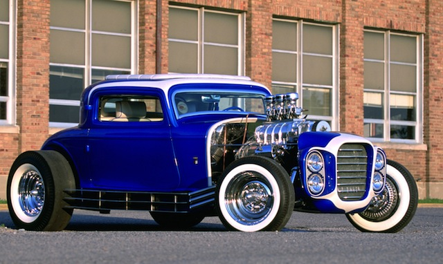 The Little Deuce Coupe - The Silver Sapphire - Clarence Catallo's 1932 Ford Ford-310