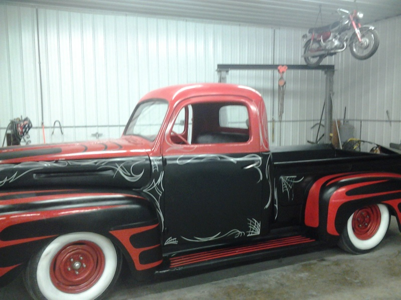 Ford¨Pick up 1948 - 1951 custom & mild custom Ftdt10