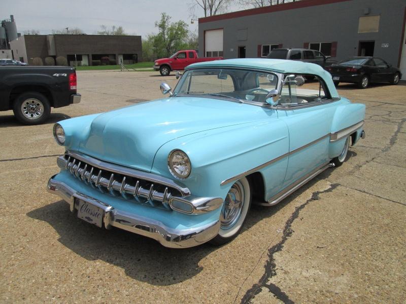 Chevy 1953 - 1954 custom & mild custom galerie - Page 7 Gdffd10