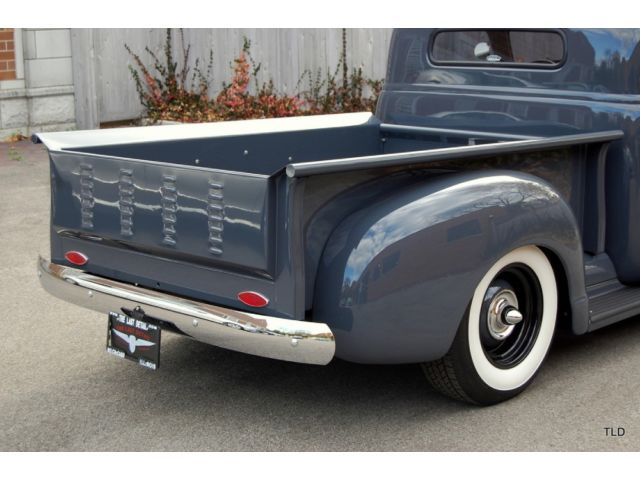 Chevy Pick up 1947 - 1954 custom & mild custom - Page 3 Geetg10