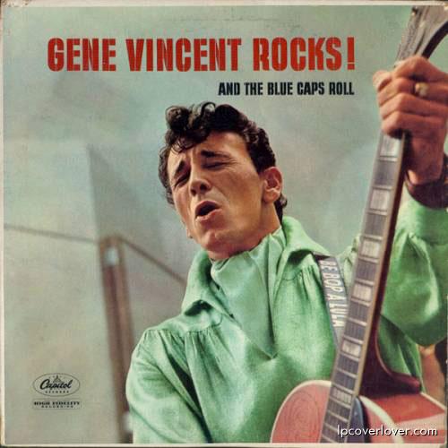 Gene Vincent & the Blue Caps Gene-v10