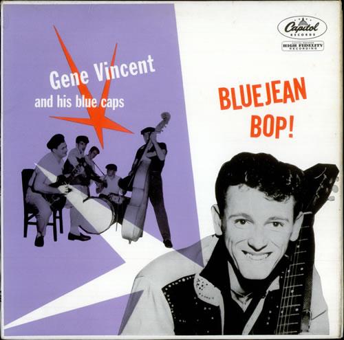 Gene Vincent & the Blue Caps Genevi10