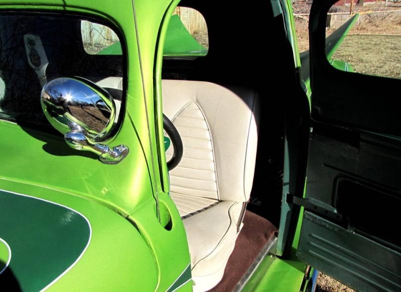 Ford¨Pick up 1948 - 1951 custom & mild custom Ger10