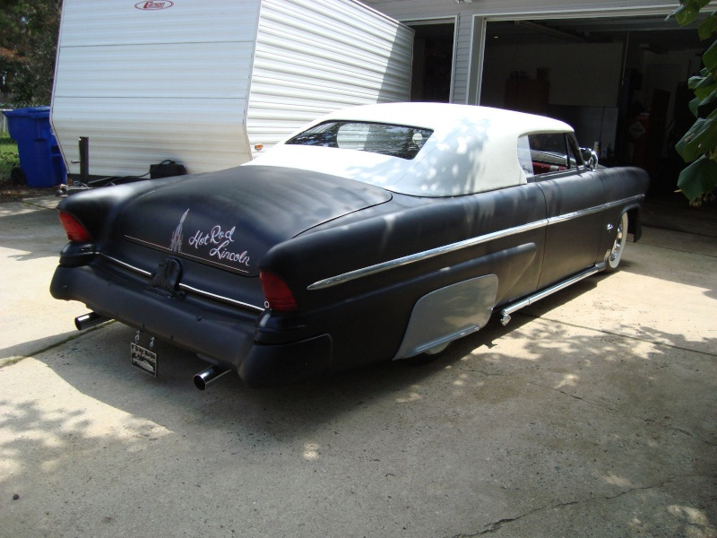 Lincoln  1952 - 1955 custom & mild custom Gerrg10