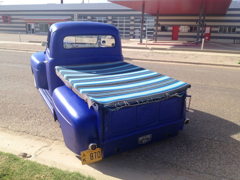 Ford¨Pick up 1948 - 1951 custom & mild custom Gfddgf10