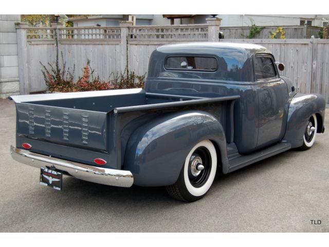Chevy Pick up 1947 - 1954 custom & mild custom - Page 3 Gfergf10