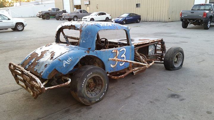 Dirt track racer - stock car - demolition derby Gfhfgh14