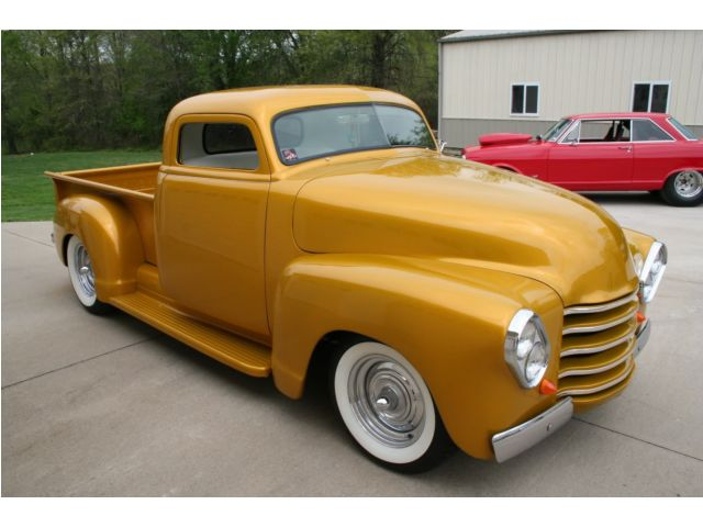 Chevy Pick up 1947 - 1954 custom & mild custom - Page 3 Gftdr10