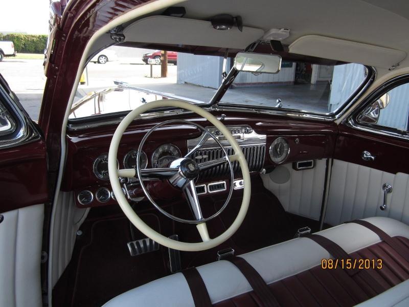 Cadillac 1941 - 47 custom & mild custom Gh13