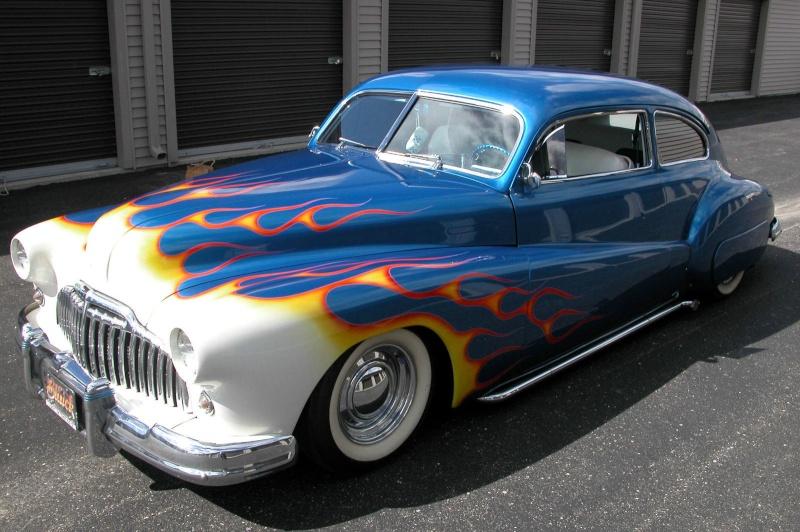 Buick 1943 - 49 custom & mild custom Ghjg10