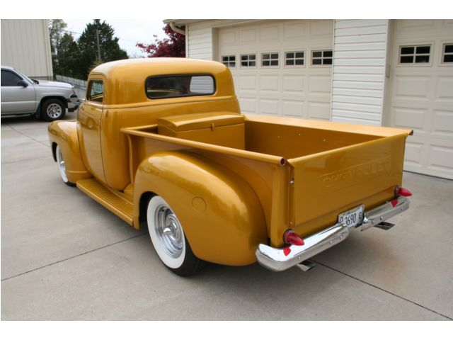 Chevy Pick up 1947 - 1954 custom & mild custom - Page 3 Ghy10