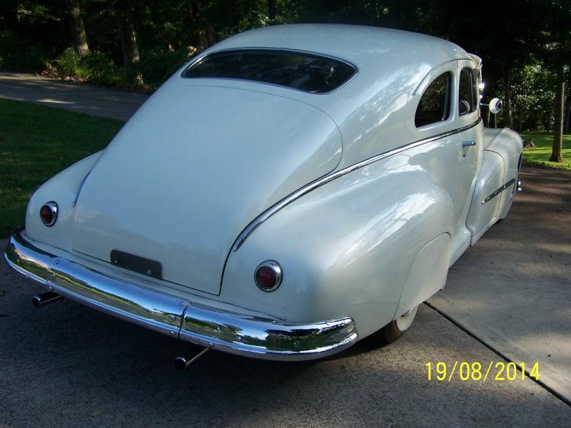 Pontiac 1930's & 1940's custom & mild custom Gkhk10