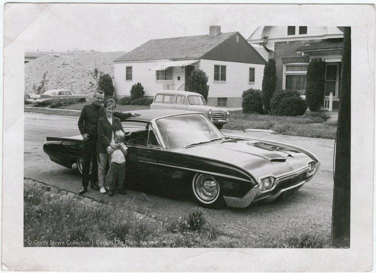 Ford Thunderbird 1961 - 1963 custom & mild custom - Page 3 Gordyb10