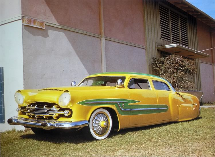 1947 Studebaker - Modern Grecian - Earl Wilson's - George Barris Grecia10