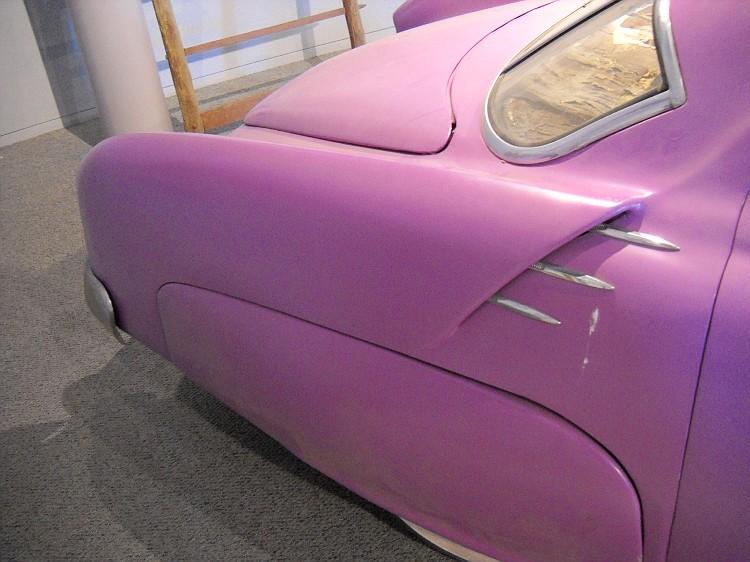 1947 Studebaker - Modern Grecian - Earl Wilson's - George Barris Grecia21