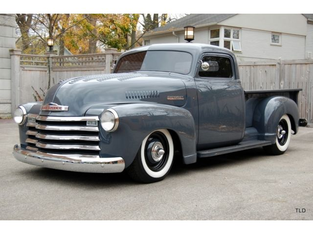 Chevy Pick up 1947 - 1954 custom & mild custom - Page 4 Gtgt11