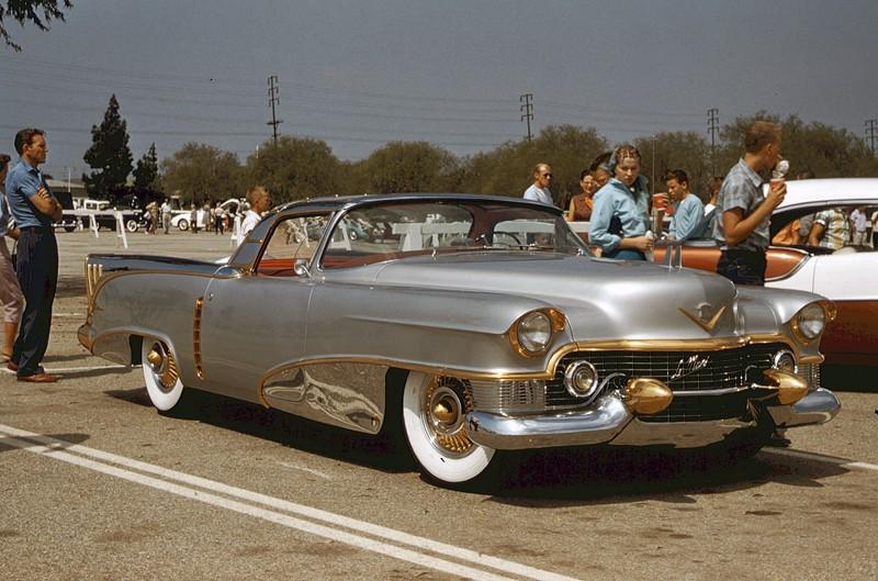1953 Cadillac Le Mans concept. Harry-10