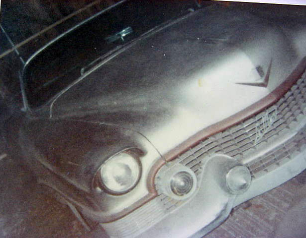 1953 Cadillac Le Mans concept. Harry-11