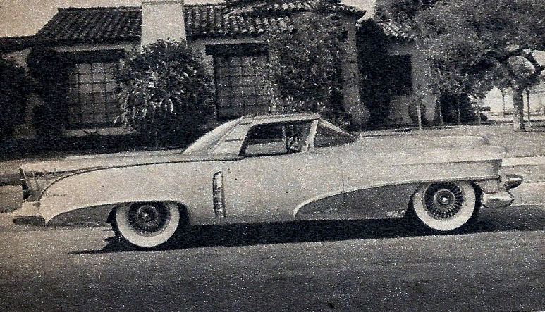 1953 Cadillac Le Mans concept. Harry-12