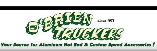 O'Brien Tucker - vente de Plaques de club, Speed nostalgic accessoiries Header10