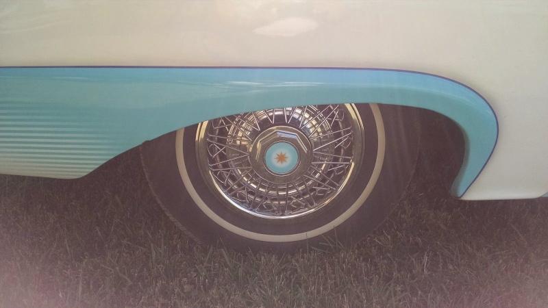 Lincoln  1952 - 1955 custom & mild custom Hj11