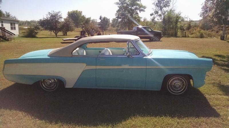 Lincoln  1952 - 1955 custom & mild custom Hj12