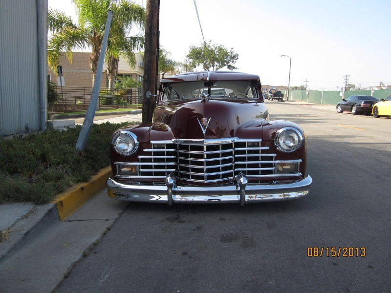 Cadillac 1941 - 47 custom & mild custom Hjgh11