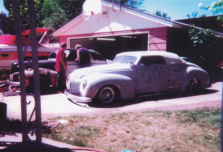 Ford & Mercury 1939 - 40 custom & mild custom - Page 5 Hooker13