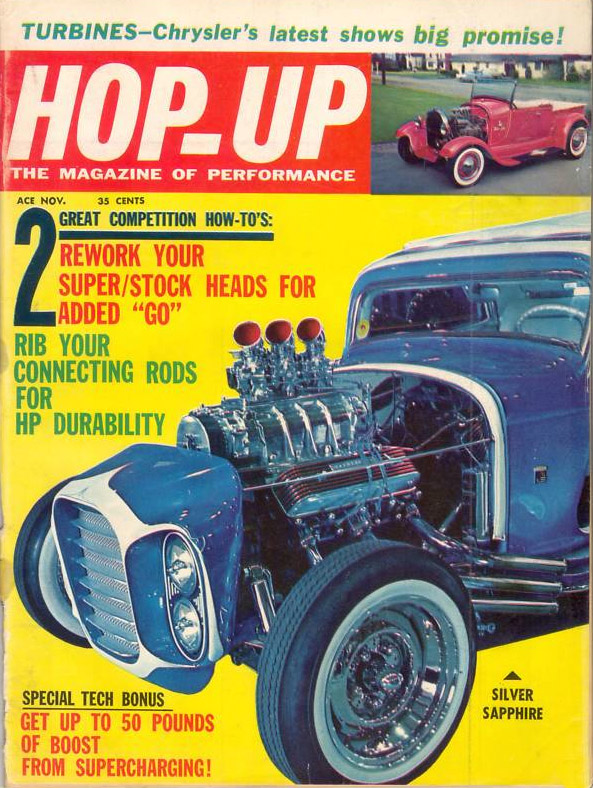 The Little Deuce Coupe - The Silver Sapphire - Clarence Catallo's 1932 Ford Hop-up10