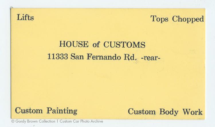 Chevrolet 1965 - 1968 custom & mild custom Houseo12