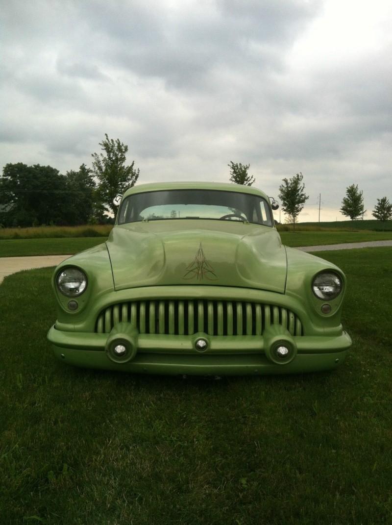 Buick 1950 -  1954 custom and mild custom galerie - Page 5 Hughou10