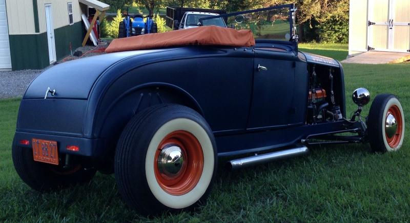 1932 Ford hot rod - Page 9 Ilu10