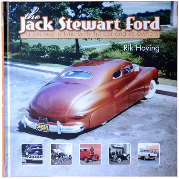 The Jack Stewart Ford - A Journey in time with the car and its owners - Rick Hoving Im167910