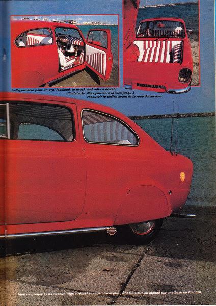 Italian Classic Cars Custom & mild customs Img00010