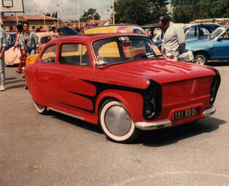Italian Classic Cars Custom & mild customs Img76610