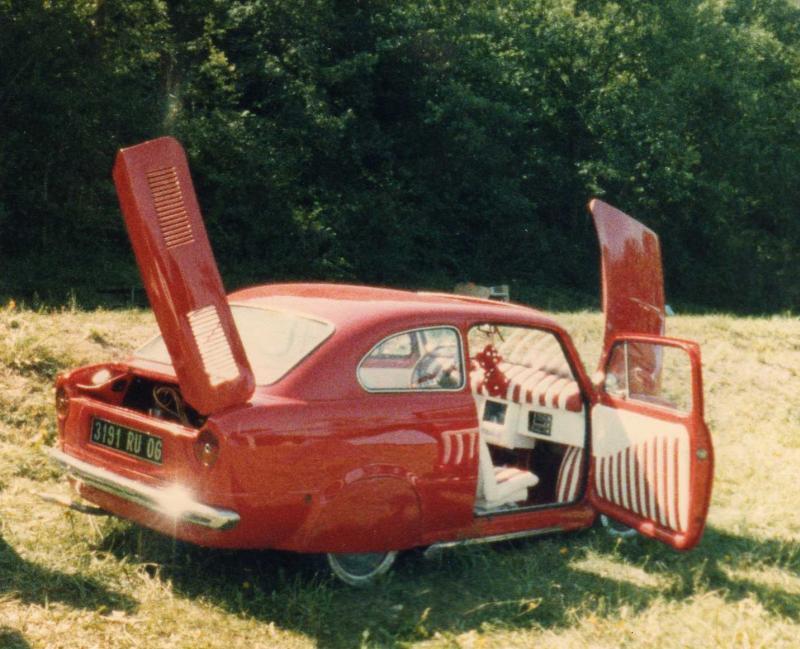 Italian Classic Cars Custom & mild customs Img76710