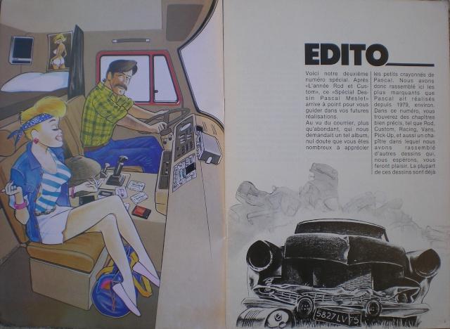 Pascal Meslet - custom , hot rod & VW illustrateur Imgp4111