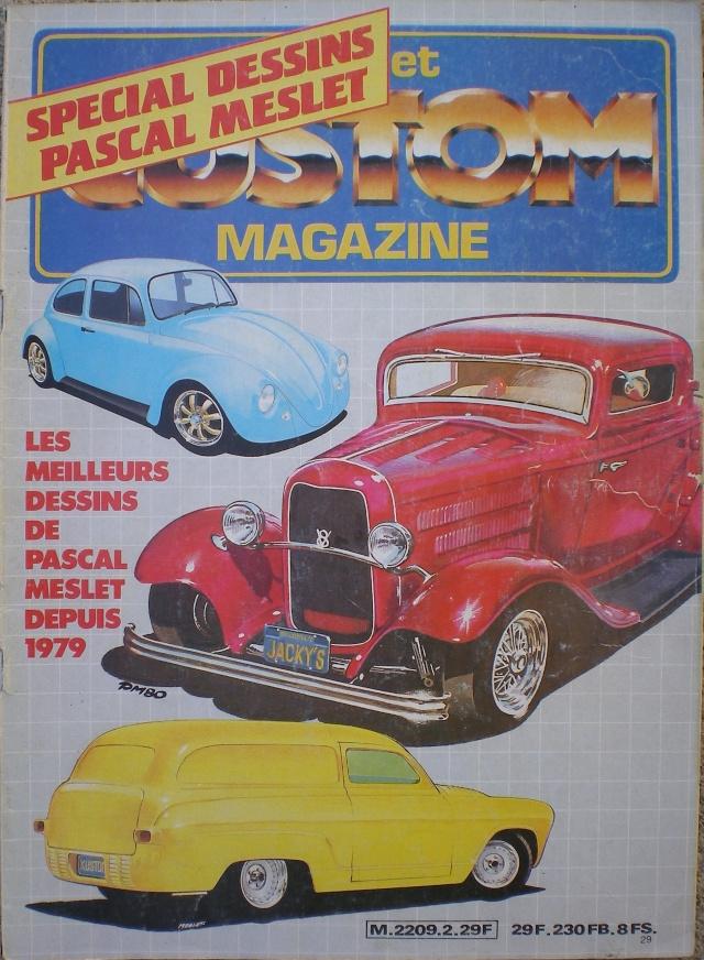 Pascal Meslet - custom , hot rod & VW illustrateur Imgp4112