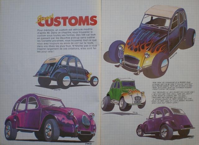 Pascal Meslet - custom , hot rod & VW illustrateur Imgp4122