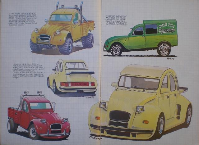 Pascal Meslet - custom , hot rod & VW illustrateur Imgp4123