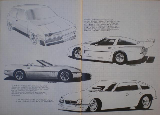 Pascal Meslet - custom , hot rod & VW illustrateur Imgp4149