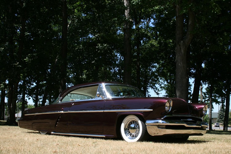 Lincoln  1952 - 1955 custom & mild custom Jason310