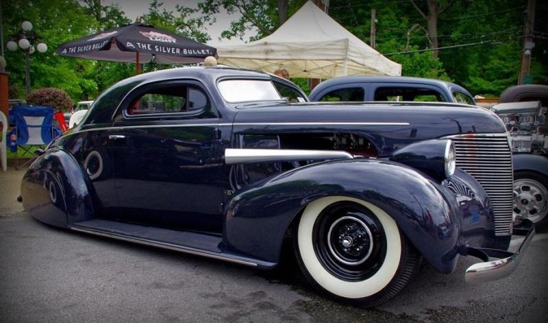 Chevrolet 1936 - 39 custom & mild custom Jh11