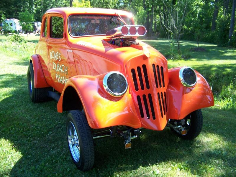 1933 - 1936 Willys gasser Jlhl10