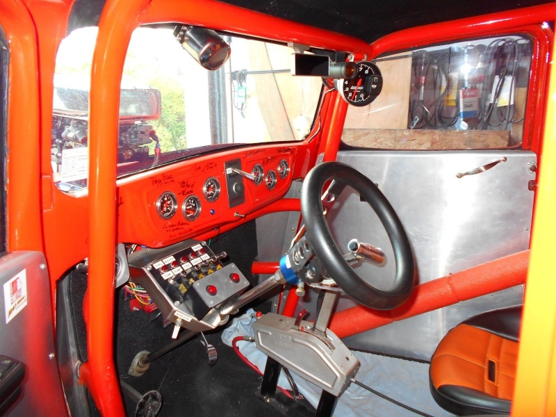 1933 - 1936 Willys gasser Jlml10